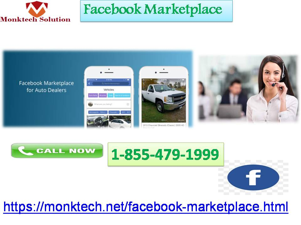 Through Facebook marketplace 1-855-479-1999 get Rid Of Riotous Hurdles