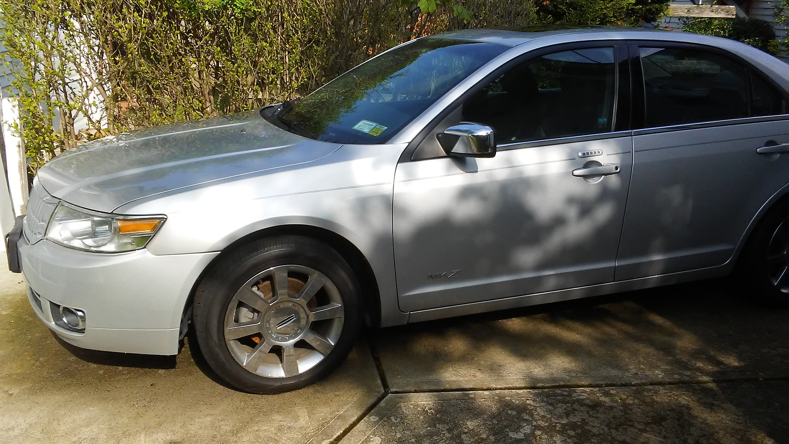 2009 LINCOLN MKZ, AWD, V6 for sale