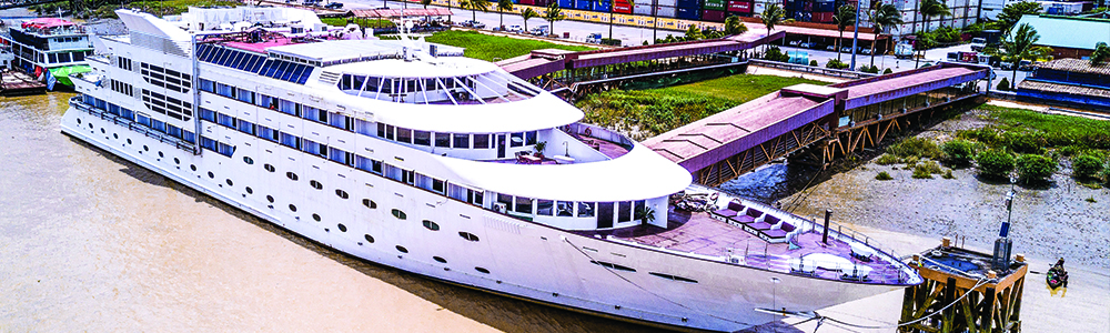 Meeting and Conference Rooms at Vintage Luxury Yacht Hotel