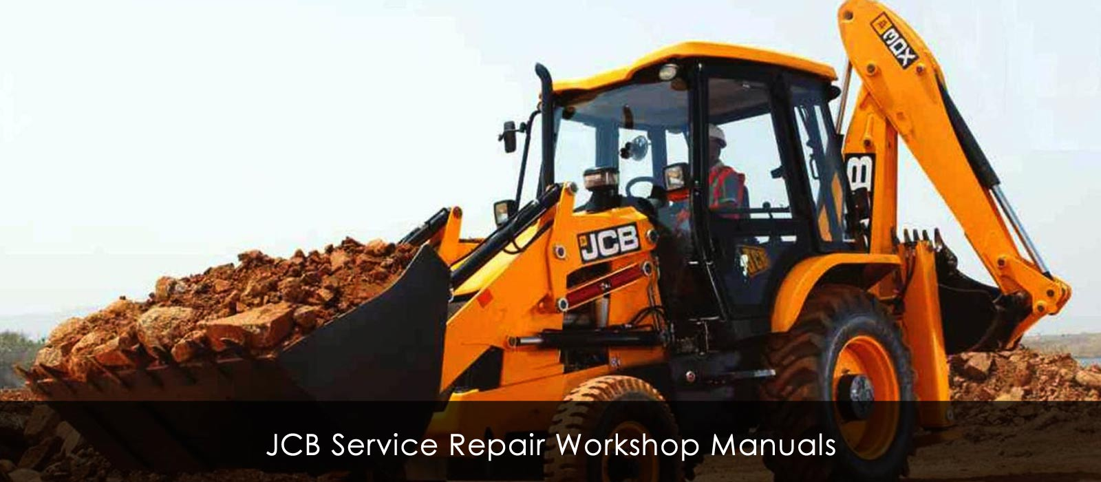 JCB Workshop Manual service online   Big Manuals   USA