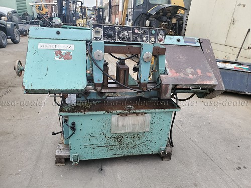 MIGHTY SA-12A HORIZONTAL BAND SAW