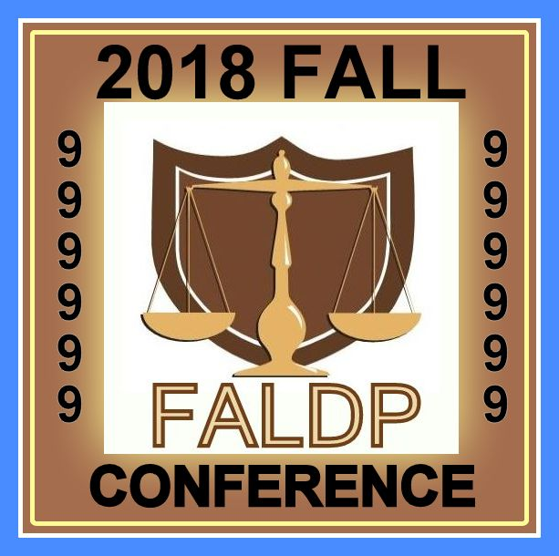 Become a member of FALDP and attend their 2018 Fall Conference - July Specials available!