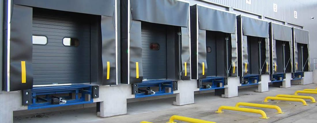 Loading Bay Dock Levelers | Just Rite Equipment