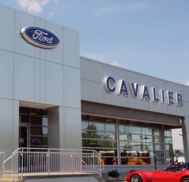 Cavalier Ford Greenbrier