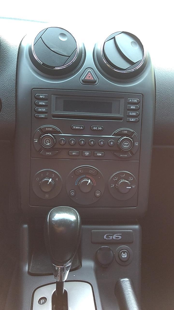 2005 Pontiac G6 GT For Sale