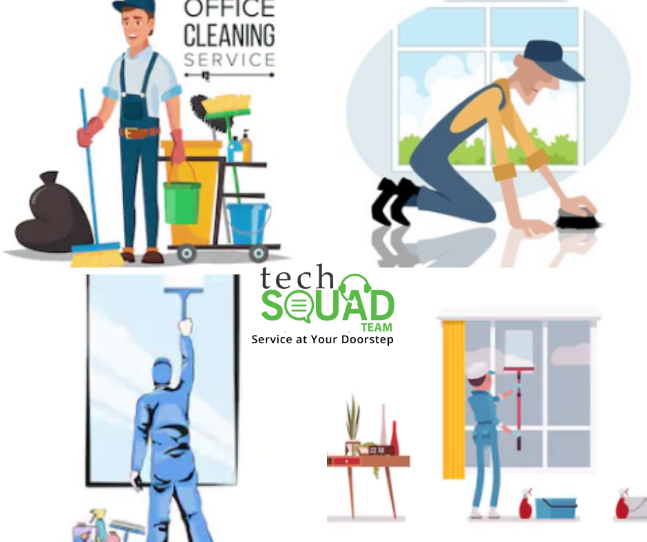 Reliable office cleaning service in Bangalore at your doorstep