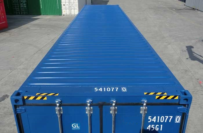 40ft New 'One-Trip' Container