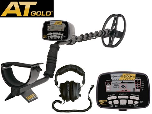 Garrett AT Gold Metal Detector Never Used Brand New