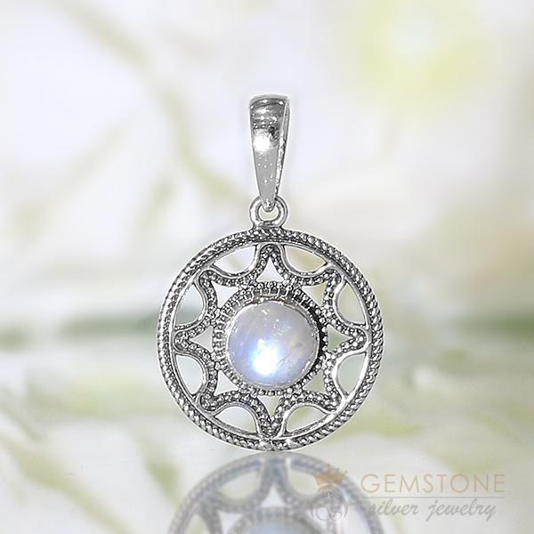 Moonstone Pendants - Core Of Life