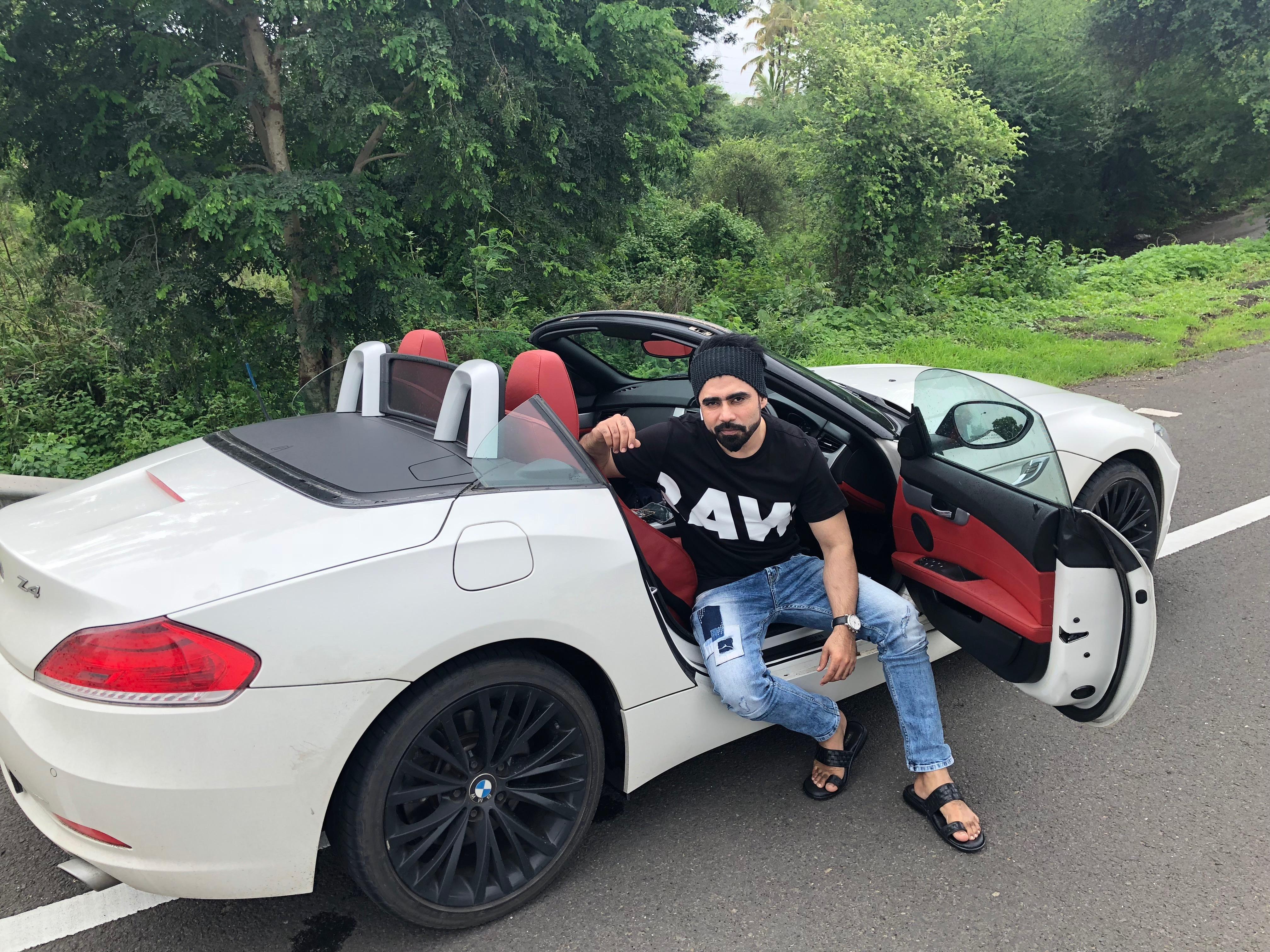 Shahrozali khan Bollywood young producer