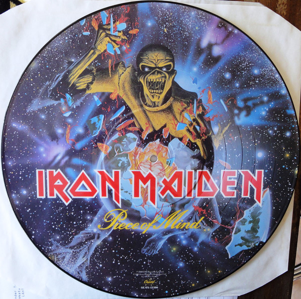 Looking to buy Heavy Metal Music items records t shirt etc