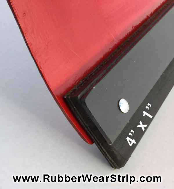 Rubber Wear Strip / Snowblade / Snow Blade / Snowplow / Snow Plow