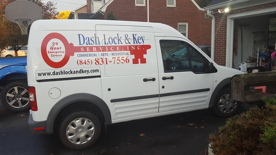 Dash Lock & Key Service