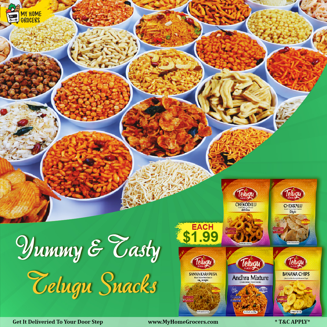 Karwa Chauth Special Yummy & Tasty Snacks Online Plano,Texas - MyHomeGrocers