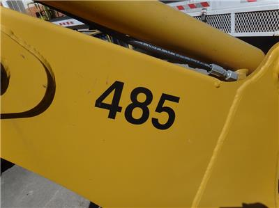 BRADCO BACKHOE MODEL 485
