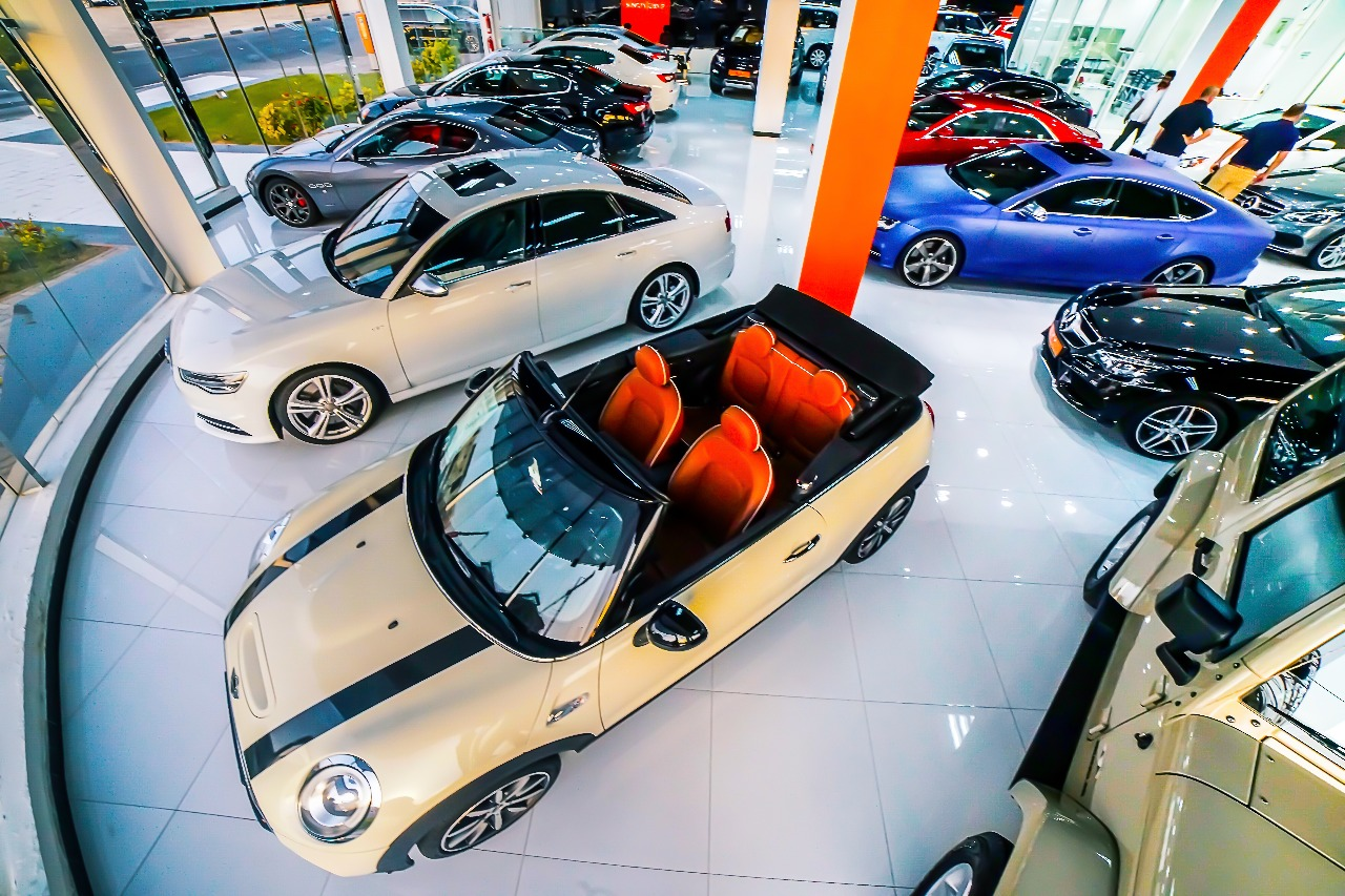 Amazing Prices of Luxury Cars in One of the Leading Showrooms in Dubai