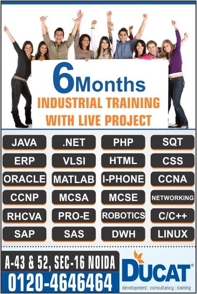 Best industrial training institute in Noida
