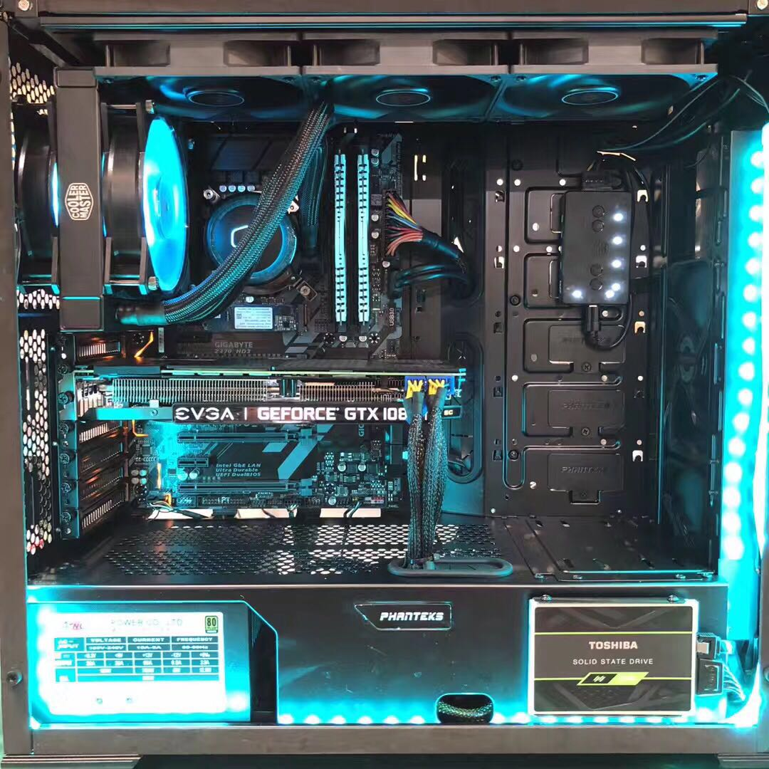 Custom Build Gaming Computer