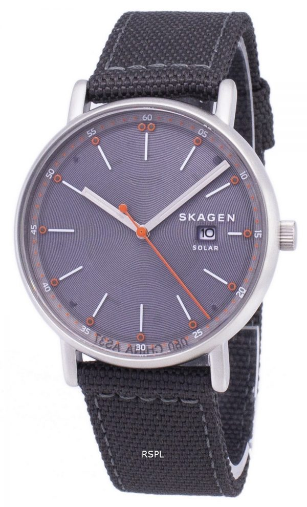 Skagen Signatur Solar Recycled Quartz SKW6452 Men's Watch