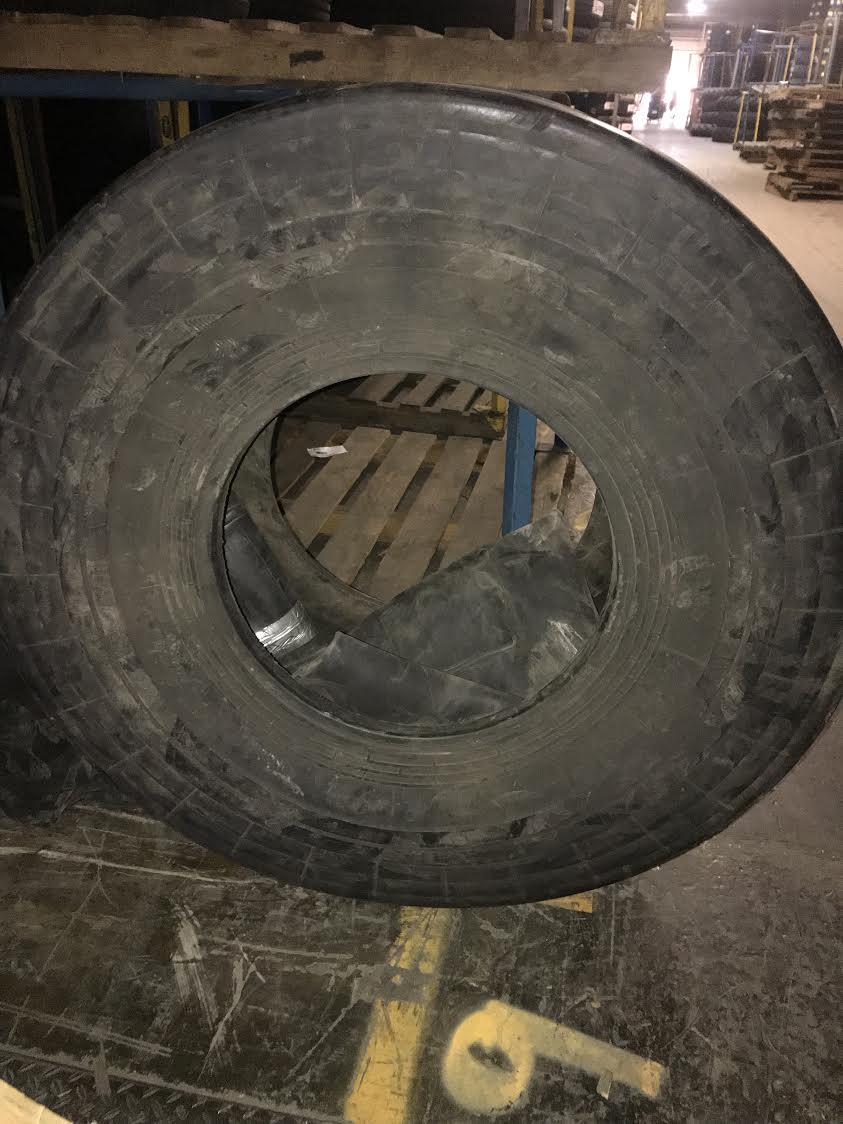 Tires Pneumatic 23.1-26 8PR ADVANCE C-1A Smooth Compactor TT