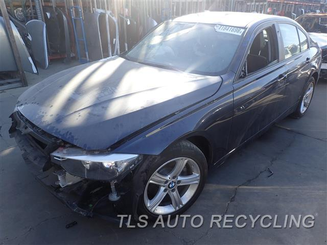 Used Parts for BMW 328I - 2014 - 901.BM1S14 - Stock# 8590BR
