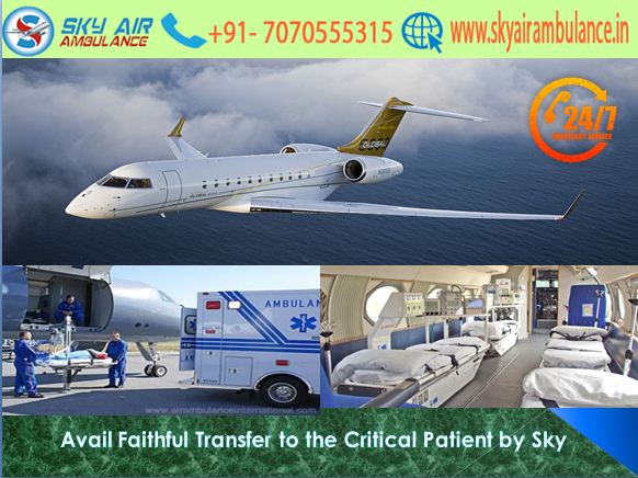 Book ICU Setup Commercial Aircraft from Varanasi by Sky