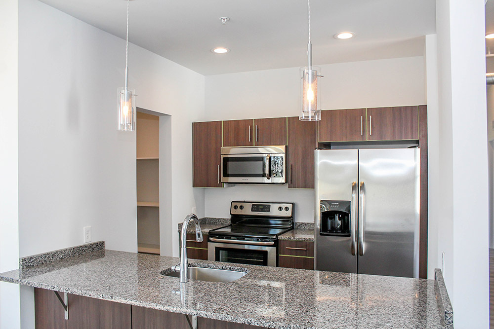Luxury 1 Bedroom Apartment In West Philadelphia Stainless Steel Appliances