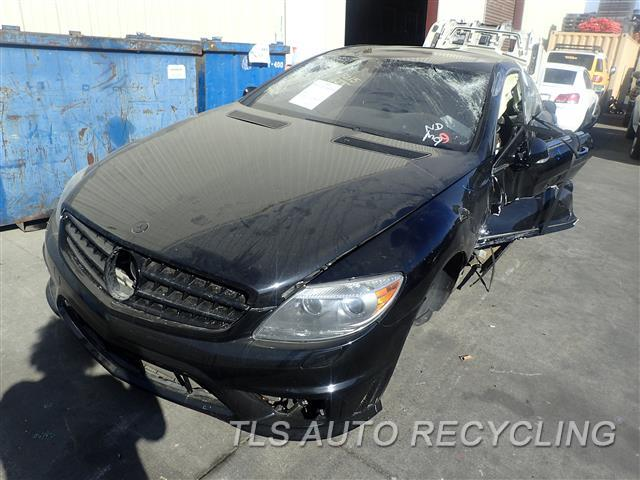 Used Parts for Mercedes-Benz CL63 - 2008 - 901.MB1G08 - Stock# 8495PR
