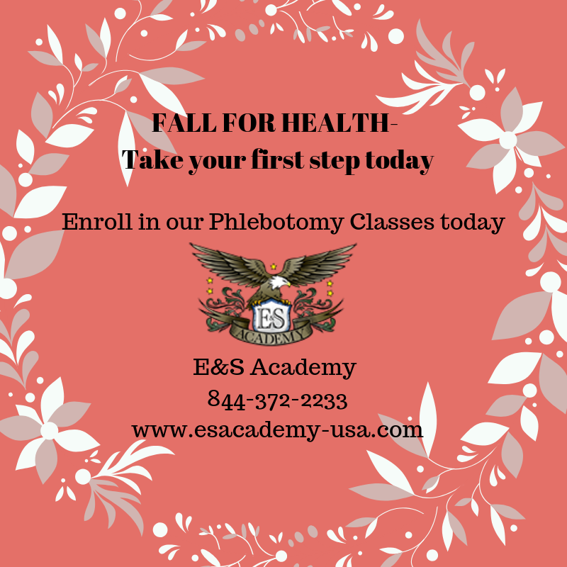 Fall for health- get started today!