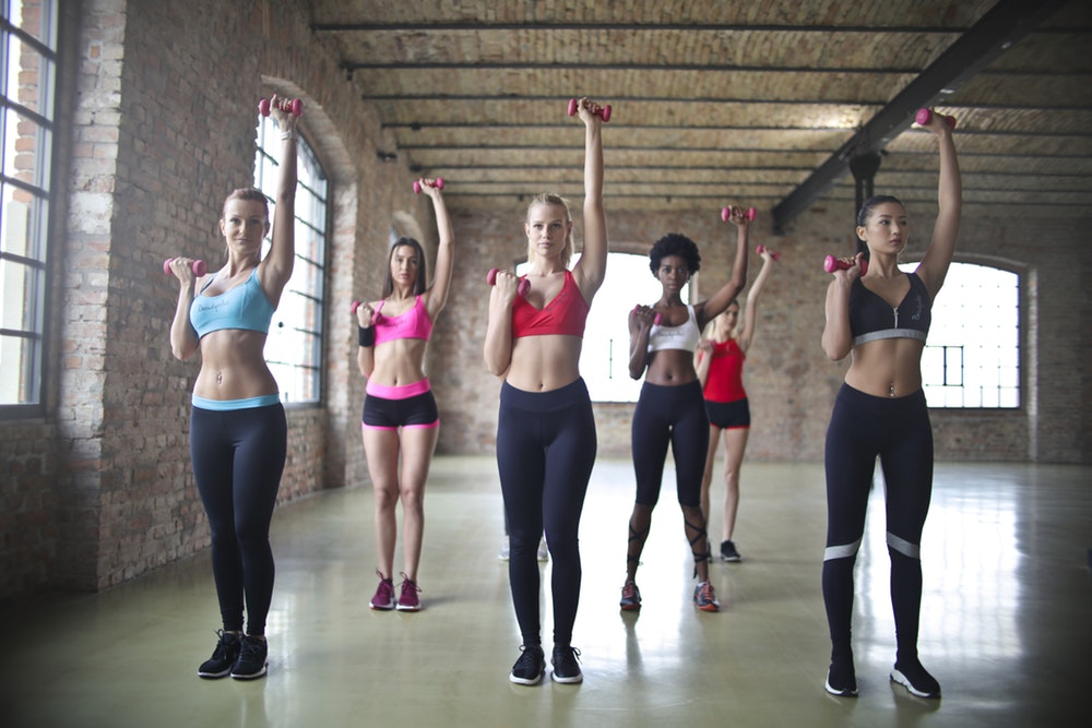 Group Fitness Participants & Web Models needed!