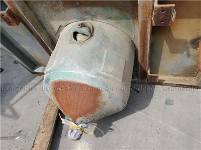 SAND BLASTING CONTAINER