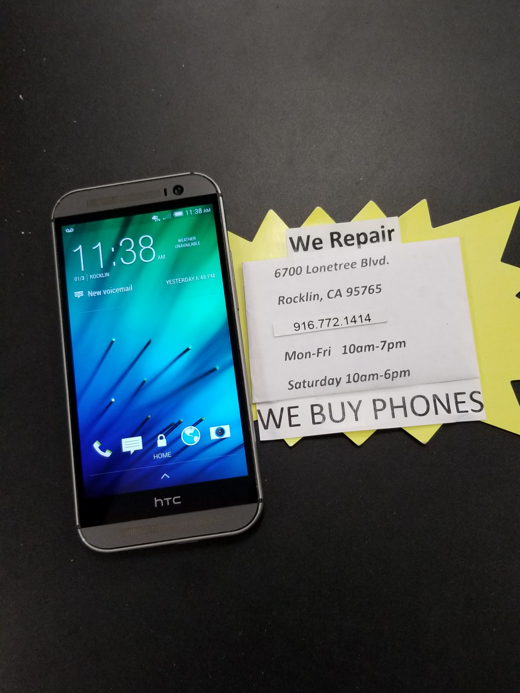 HTC M8 At&t Unlocked 32gb