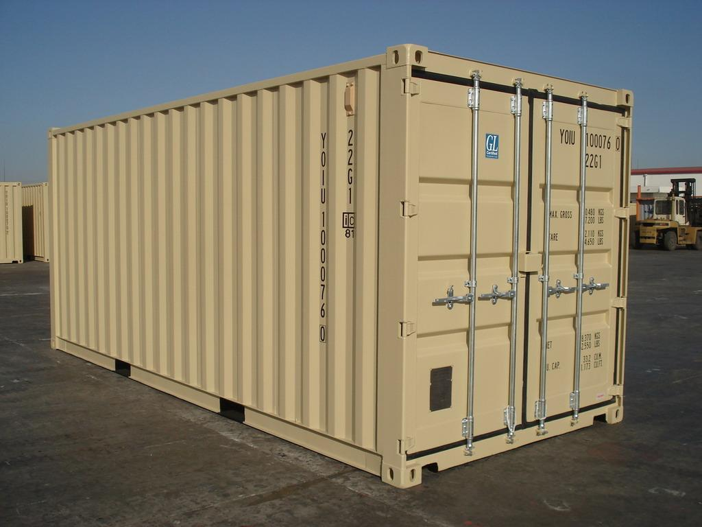 Used Shipping Cargo Storage Containers for SALE!