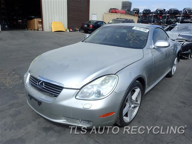 Used Parts for Lexus SC430 - 2002 - 901.LE1X02 - Stock# 8494YL
