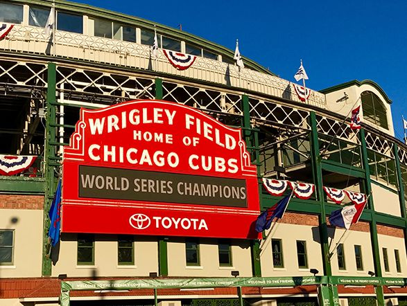 New Year Coming Events in Wrigleyville
