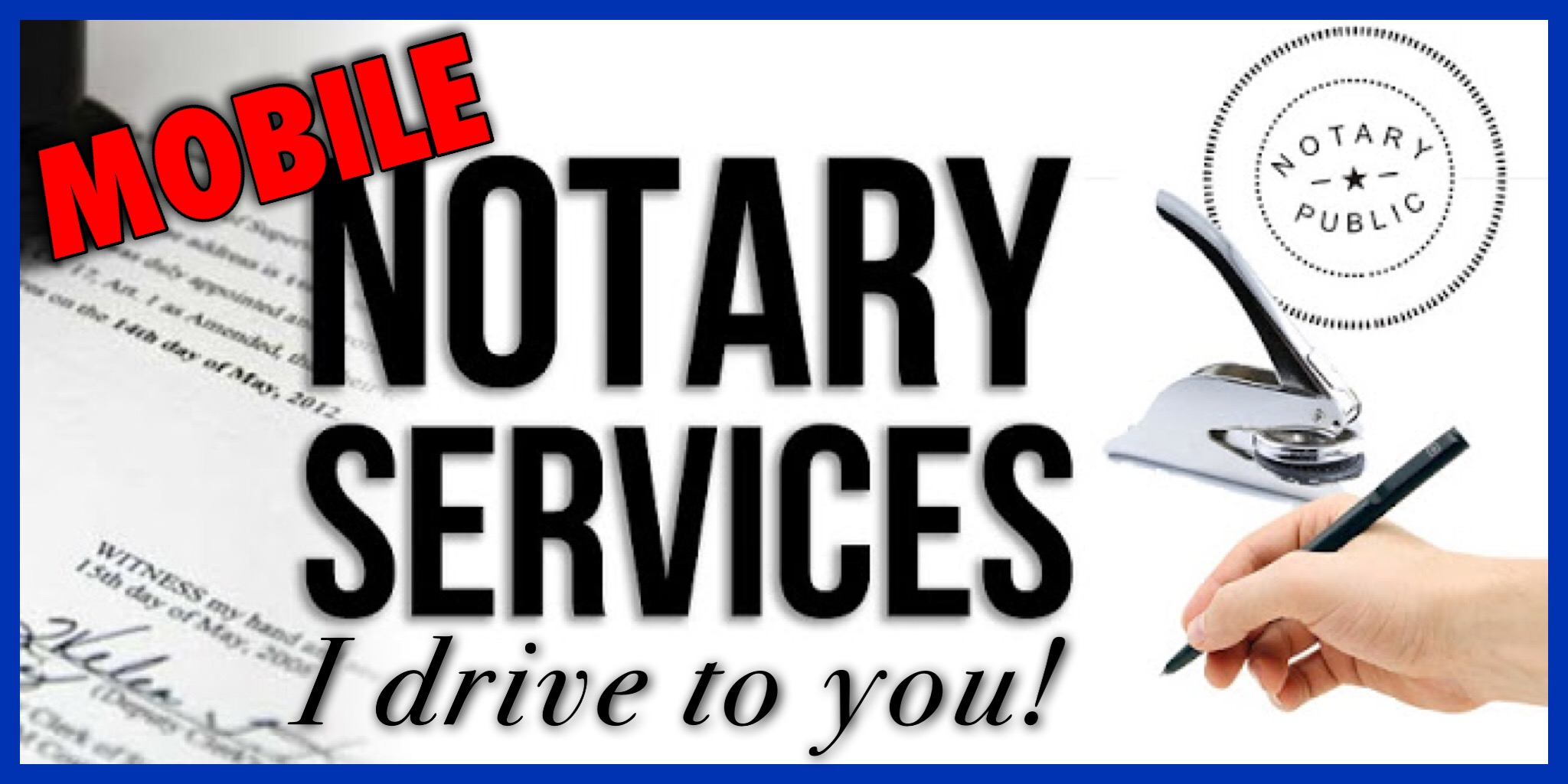 Real Estate Appraiser & Notary Public