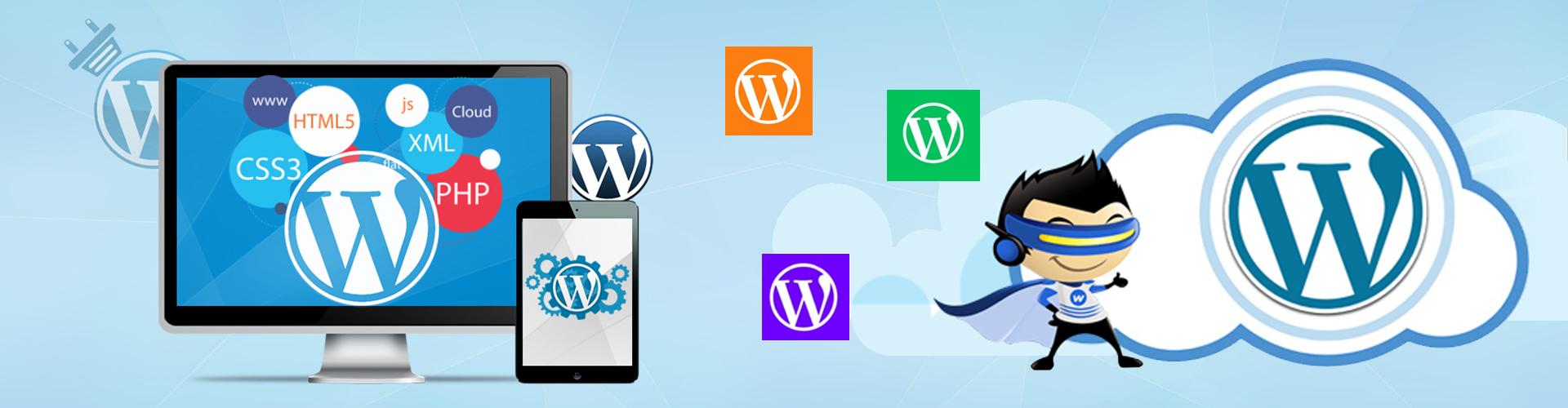 WordPress Development Services - Sigma Solve Inc.