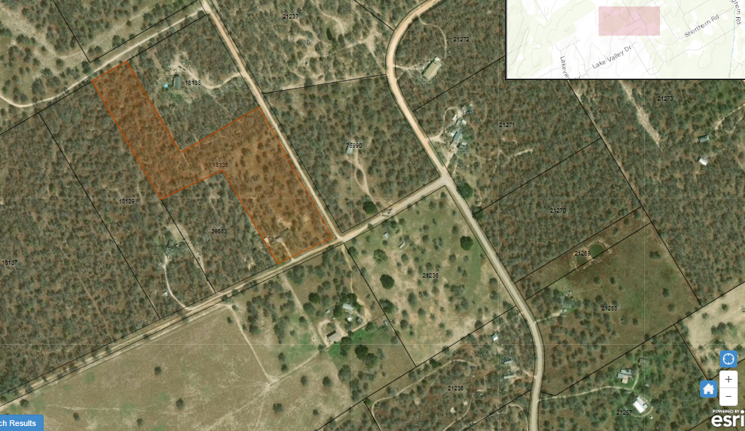 13.88 Acres with mineral rights