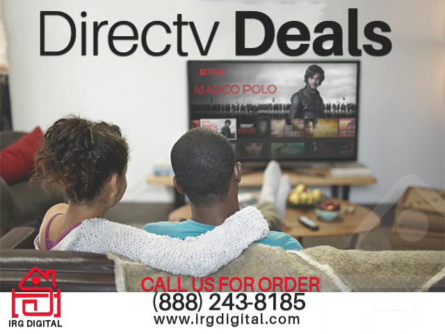 DirecTV Deals - Cheap DirecTV Deals - IRG Digital