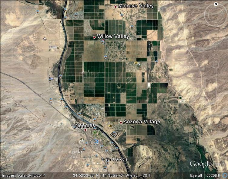 Colorado River Area (San Bernardino County, Calif.) 20 Acres