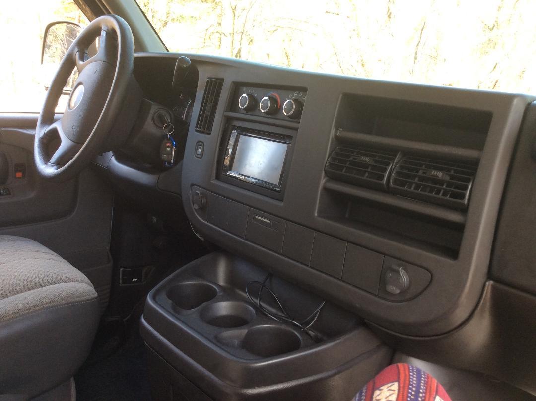 2008 Chevy 1500 Cargo Van
