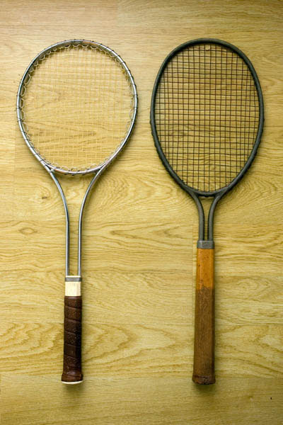 Two rakets Babolat pure drive like new only