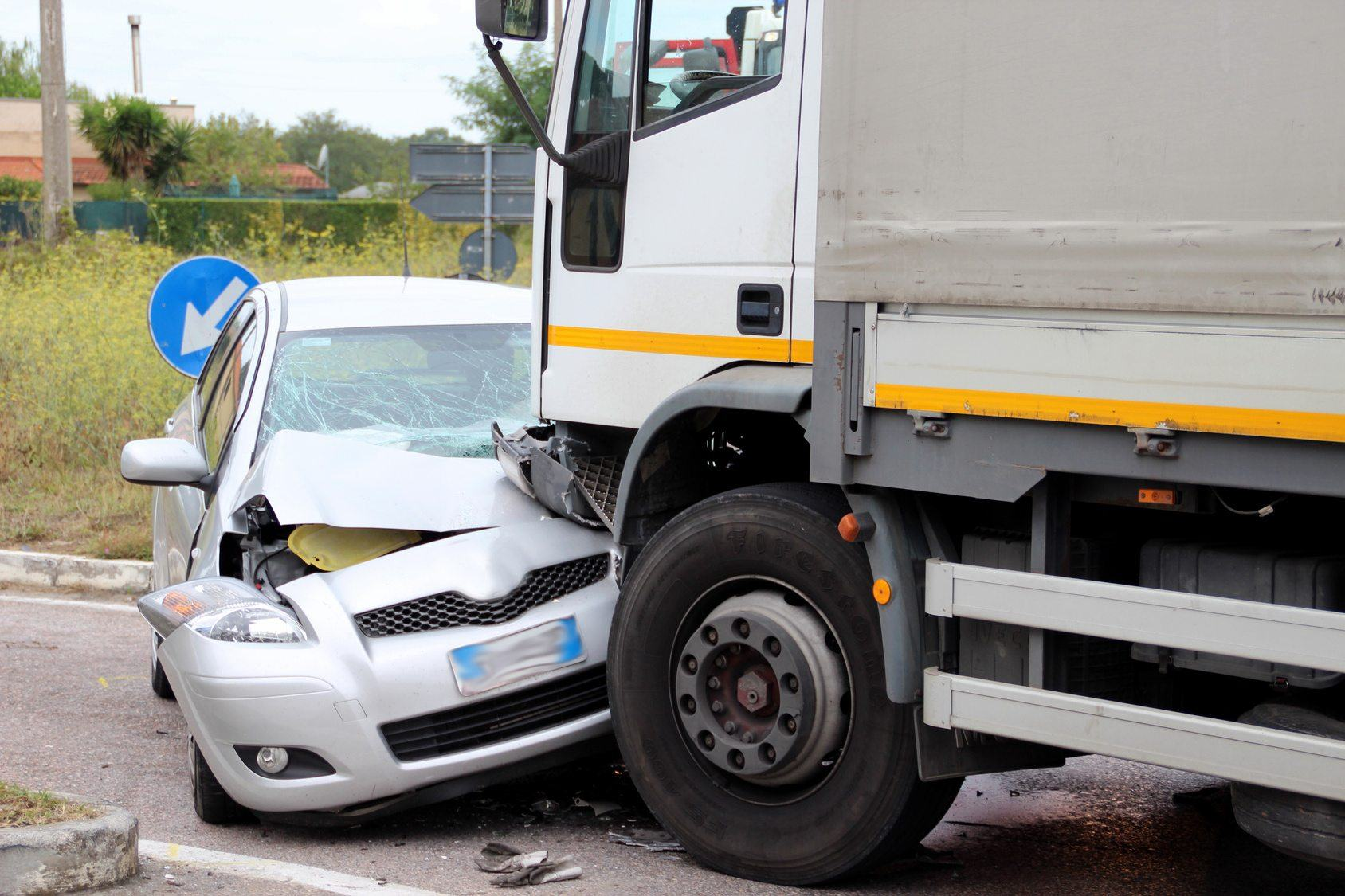 Injured because of Truck Accident?