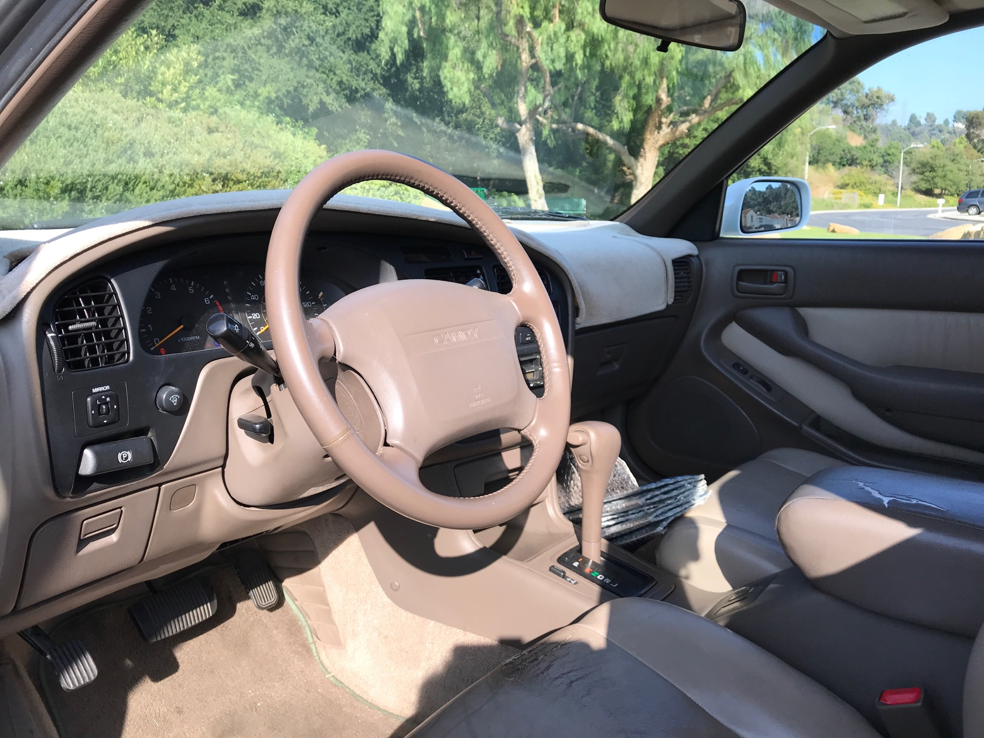 1996 Toyota Camry LE V6 - $2700