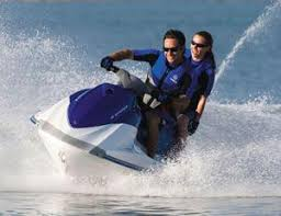 Jet Skiing Activity in Andaman