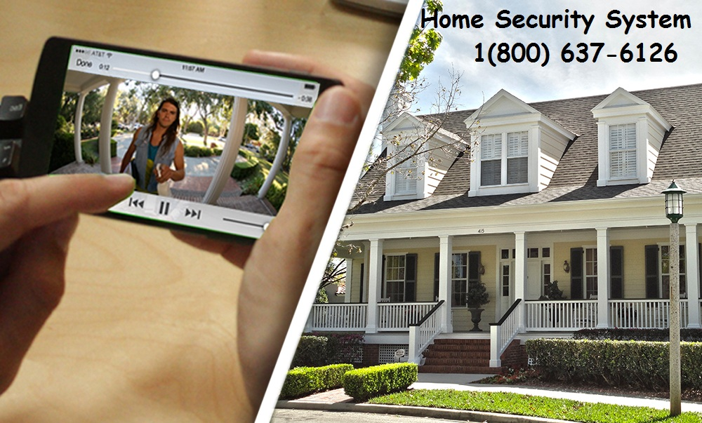 HOME SECURITY 1800-637-6126 SECURE YOUR HOME AT LESS THAN $2 PER DAY