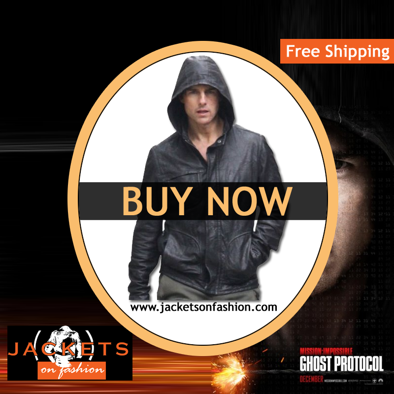 Ghost Protocol Mission Impossible Hooded
