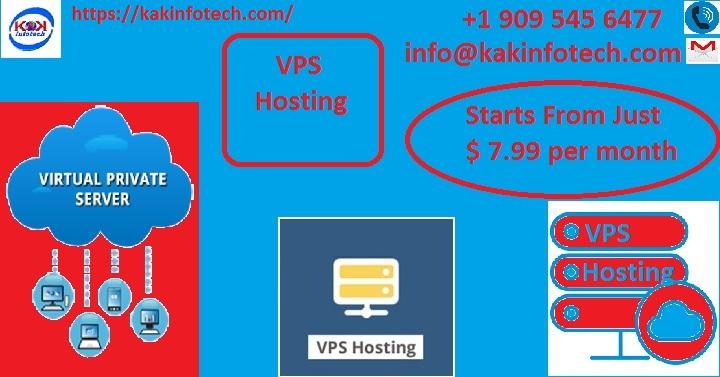 Cheap VPS Hosting Provider in India- KakInfotech
