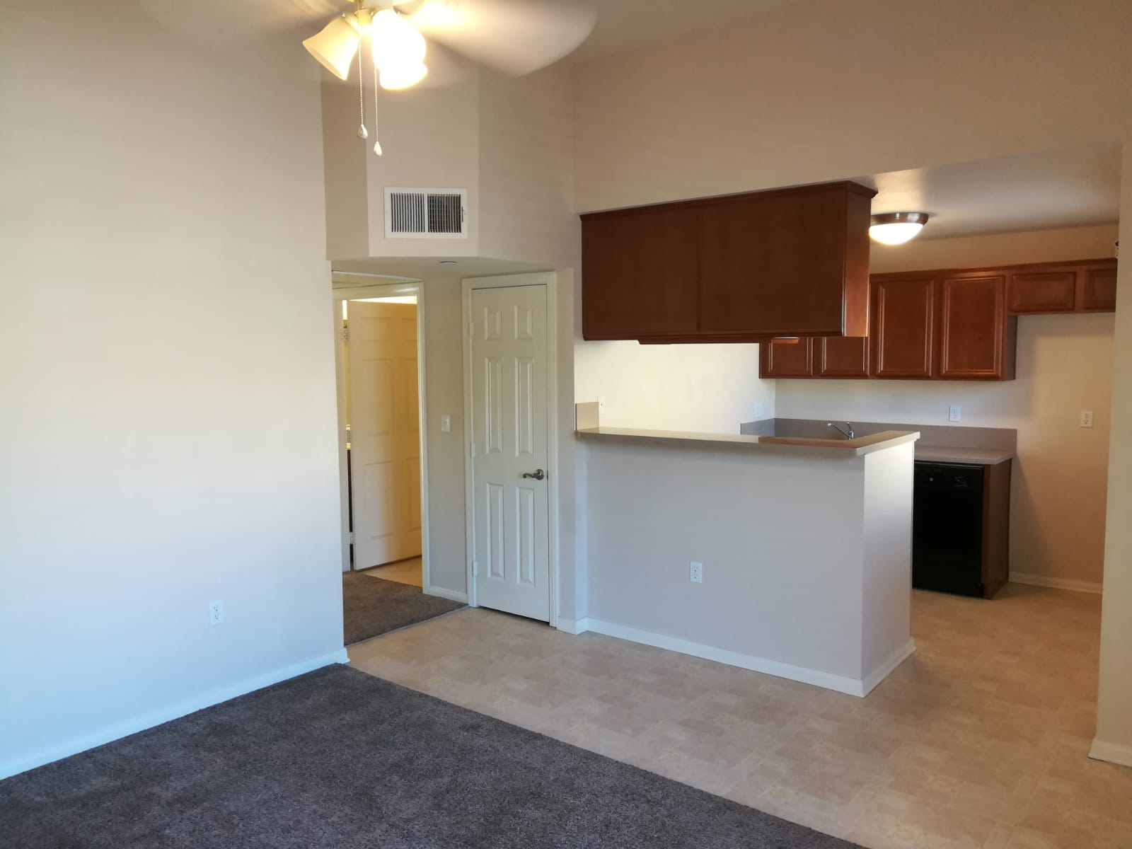 55+ Apartment for rent