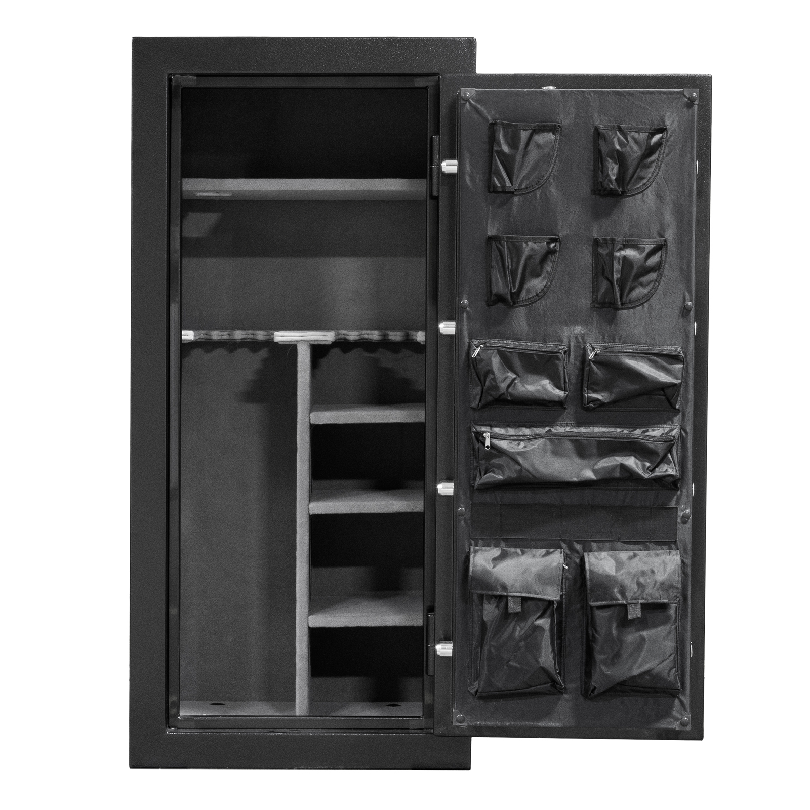 Second Amendment Gun Safe For Rifle, Shotgun, Firearms With Electronic Lock (59 X 28 X 20)